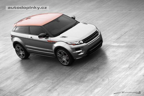 Project Kahn oblékl Evoque