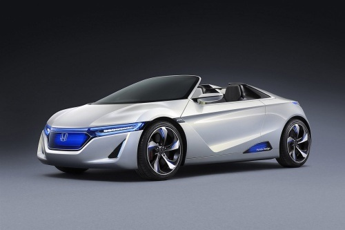 Honda do �enevy p�iveze NSX a CR-V