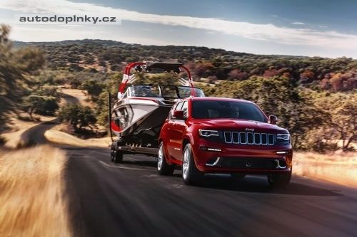 Jeep Grand Cherokee SRT vylepšen