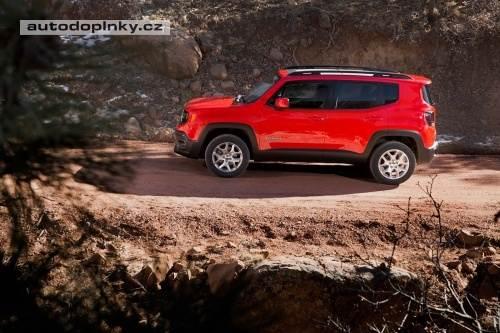 3006ea9275 Jeep Renegade oficiálně