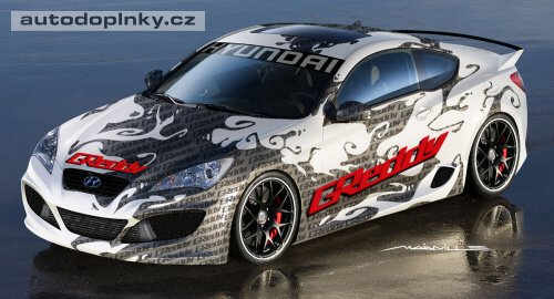 Genesis Coupe 350HP