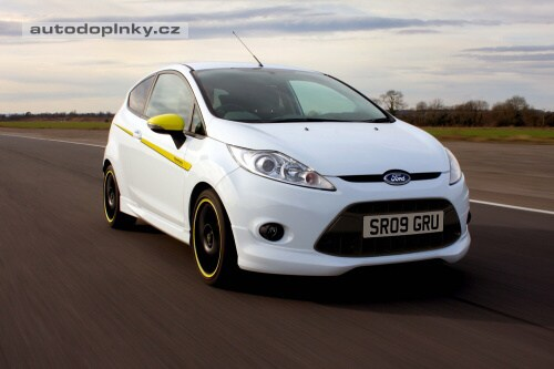 Fiesta Mountune Performance