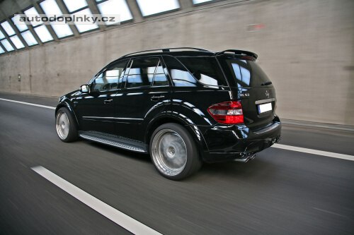 Vath upravil Mercedes ML