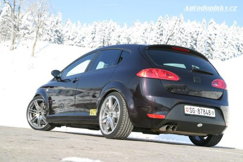 Cupra a Golf GTI od O.CT