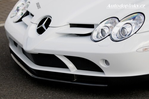 Brabus SLR a Ultimate 112