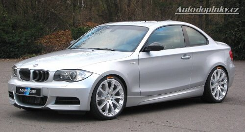 BMW 1 Coupe od Hartge