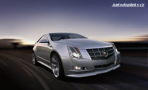 Cadillac CTS coupe bude