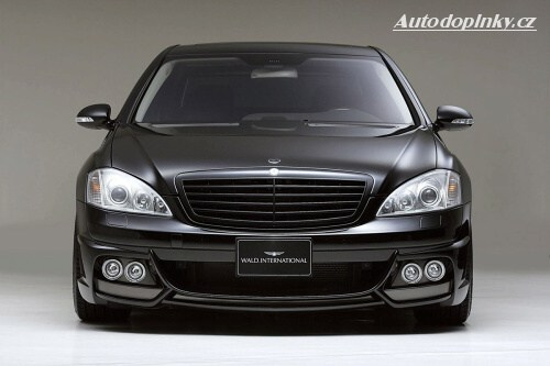 Mercedes S Wald Sports