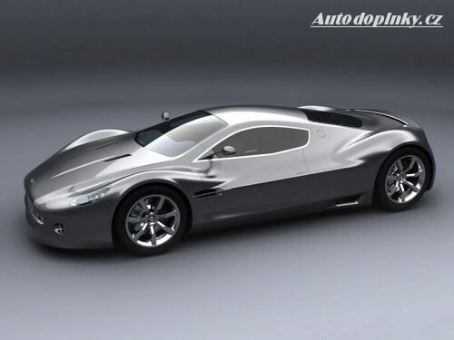 Supersport od Astonu