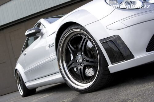 Kicherer CLK 63 AMG Black Edition