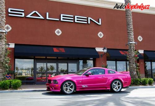Mustang Salleen Molly Pop