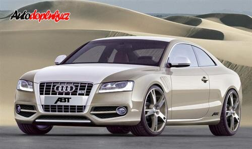 Audi AS5 Coupe od ABT Sportsline
