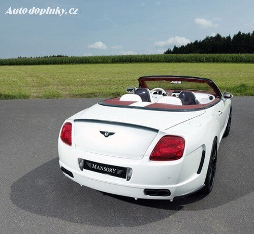 LE MANSORY CONVERTIBLE