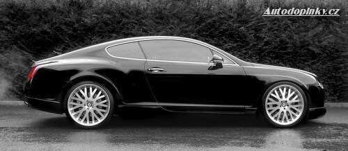 Bentley GT-S od Project Kahn