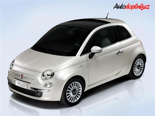 Nový Fiat 500 oficiálně