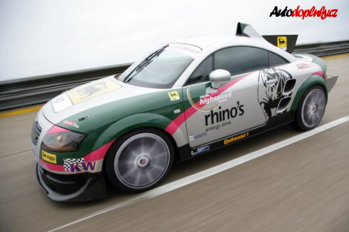 Nardo High-speed event 2007