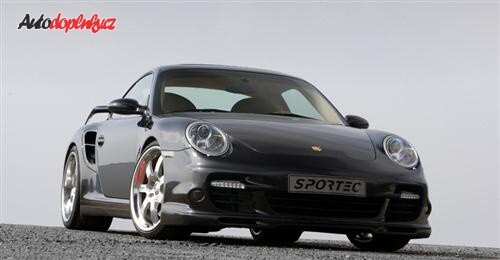 Sportec 911 Turbo SP580