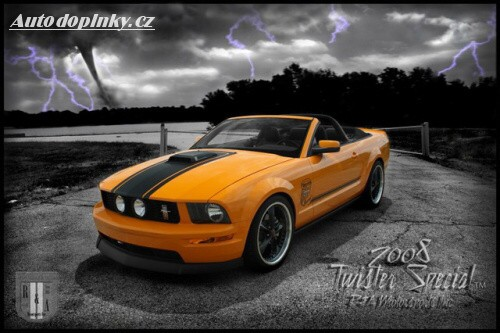 Twister Special Mustang