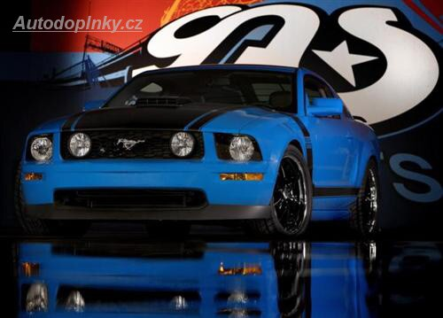 Ford Mustang Boss 2007