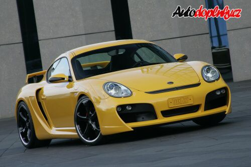 Cayman S TechArt