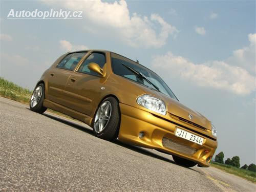 Renault Clio GOLD Look