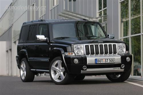 Jeep Commander od Startechu